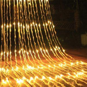 Vánoční LED dekorace - vodopád