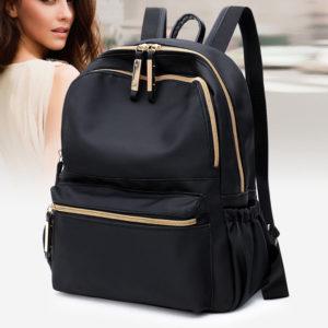 Dámský koženkový batoh Ellia