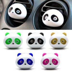 Osvěžovač vzduchu do auta - Panda - 2 ks