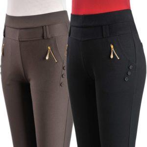 Dámské luxusní kalhoty Lorie