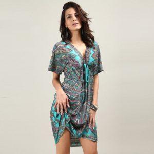 Dámské luxusní plažové šaty