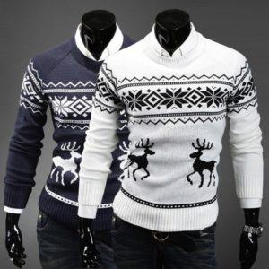 Pánský vánoční svetr William