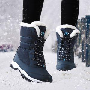 Dámské luxusní zimní boty Julia