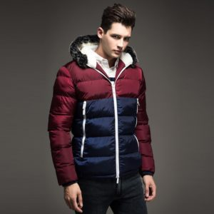 Pánská zimní bunda Allen