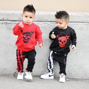Chlapecké stylové kalhoty Jakobe