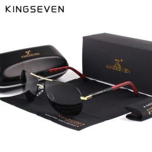 Vintage polarizované brýle Kingseven