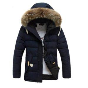 Pánská luxusní zimní bunda Victor