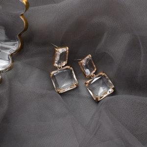 Dámské elegantní náušnice Daily Jewely