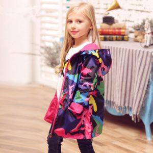 Dětská jarní bundička Charlotte - Kolekce 2020