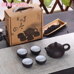 Čínská keramická čajová sada