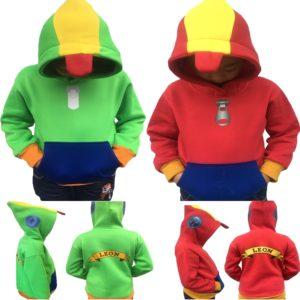Dětská mikina Leon ve dvou barevných variantách
