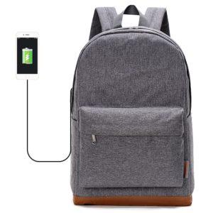 Pánský batoh s USB portem
