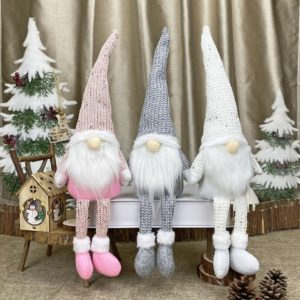 Christmas 2020 Faceless Doll Merry Christmas Decorations For Home Ornament Xmas Happy New Year 2021 Noel Navidad Gift Garland