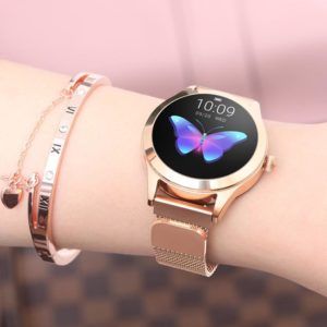 Dámské elegantní decentní chytré hodinky