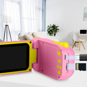 Dětská mini videokamera