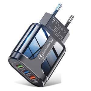 Rychlá USB nabíječka