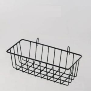 Železný závěsný praktický košík ve více variantách