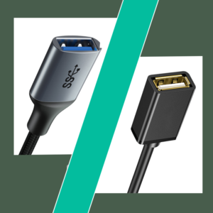 USB Type-C OTG adaptér pro mobilní telefony a tablety