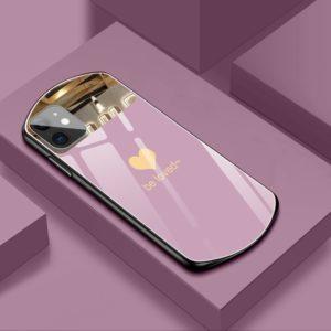Luxusní kryt na mobil se zrcátkem pro Iphone - be loved