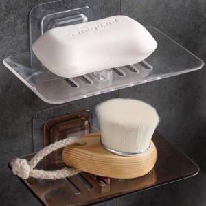 Nástěnný držák na mýdlo