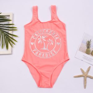 Dívčí jednodílné plavky California Paradise