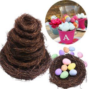 Velikonoční dekorace hnízdečka různé velikosti