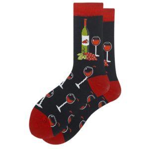 Pánské stylové ponožky s vtipným potiskem