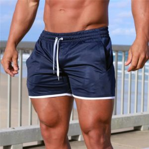 Pánské sportovní plážové šortky