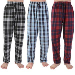 Pánské pohodlné kalhoty na spaní