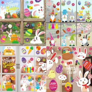 Velikonoční dekorační samolepky do oken