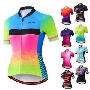 Dámský letní cyklistický dres