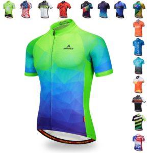 Pánské cyklistické tričko s krátkým rukávem