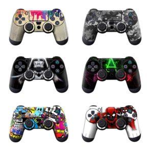 Barevné ovládače na Playstation 4