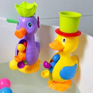 Roztomilý koupací vodní mlýnek do vany ve tvaru kachničky a jiné