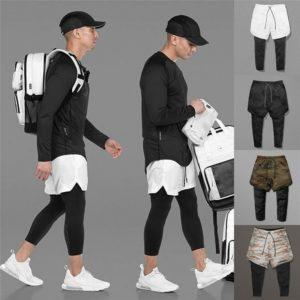 Pánské sportovní rychloschnoucí kalhoty Josh