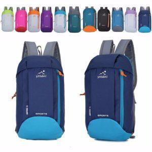 Outdoorový turistický voděodolný batoh pro muže i ženy