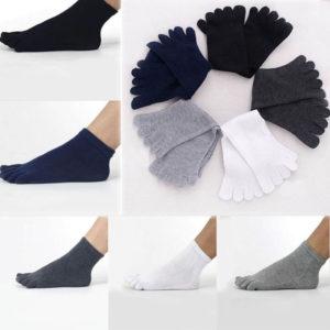 Pánské krátké prstové ponožky