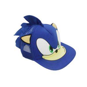 Dětská úžasná čepice Sonic