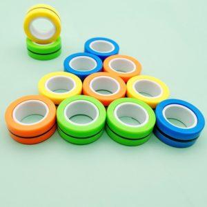 Antistresové magnetické prsteny