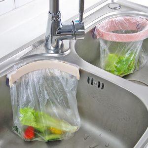 Odpadkový koš do dřezu - Bio popelnice