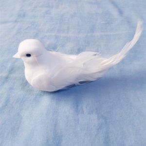 Zahradní dekorace - holubice