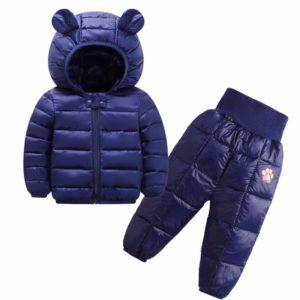 Dětská zimní souprava Teddy Bear