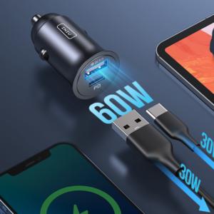 USB nabíjecí adaptér do auta
