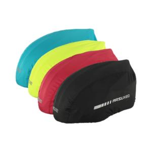 Ochranný nepromokavý potah na cyklistickou helmu