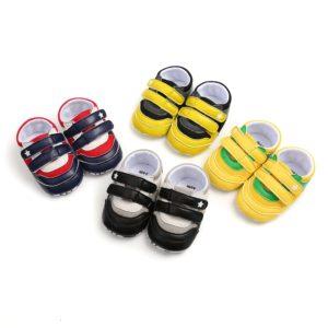 Dětská obuv s originálním vzhledem