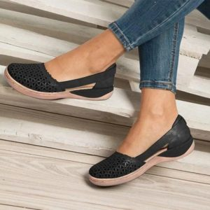 Dámské pohodlné letní boty Adria