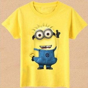 Stylové dětské tričko Minion