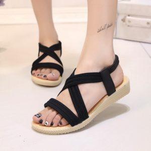Dámské letní casual sandálky